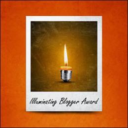Illuminating Blogger Award